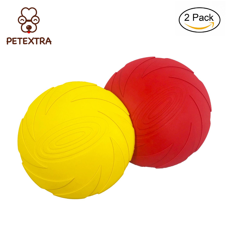 Best Rubber Dog Frisbee