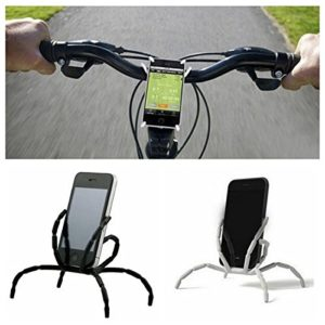8 Leg Cell Phone Spider Holders Bicycle Mobile Phone Support by FisRod