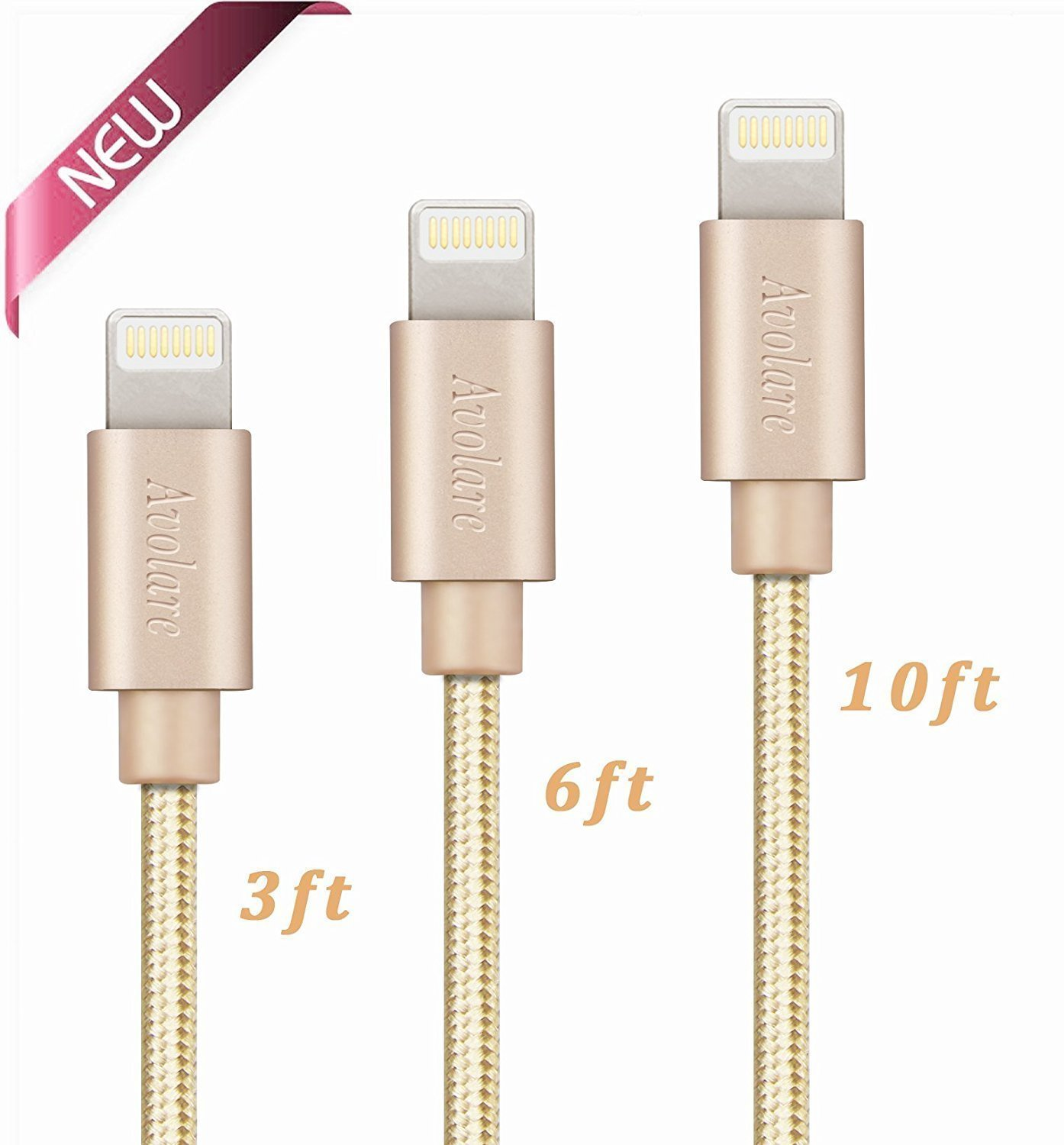 new arrival 8688f 438a1 only $ 3.90!! High quality apple charging cable 3pcs / 3, 6, 9ft