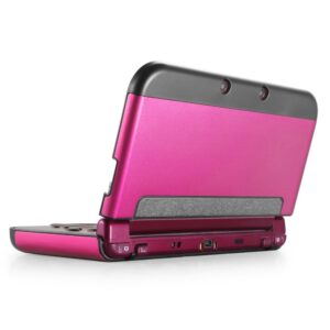 new-3ds-xl-case-for-girls-hot-pink